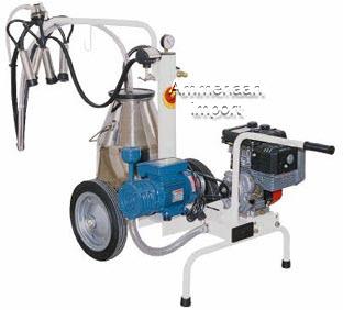 Chariot de traite bovin avec moteur thermique - Vente materiel bricolage en ligne ...