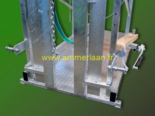 Piton d 39 attelage 22 mm pour cage henken hen1009 - Vente materiel bricolage en ligne ...