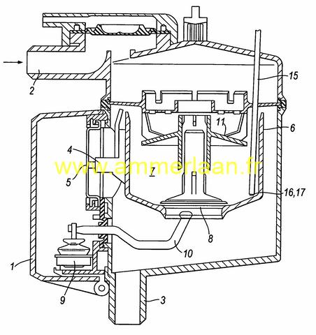 Delaval 99718002 bol de pesage compteur mm15 d 39 origine - Vente materiel bricolage en ligne ...